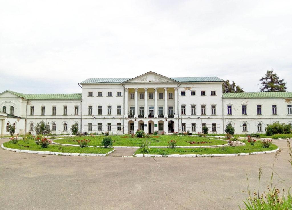 Усадьба Ивановское, Подольск