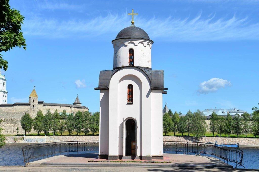 Ольгинская часовня, Псков