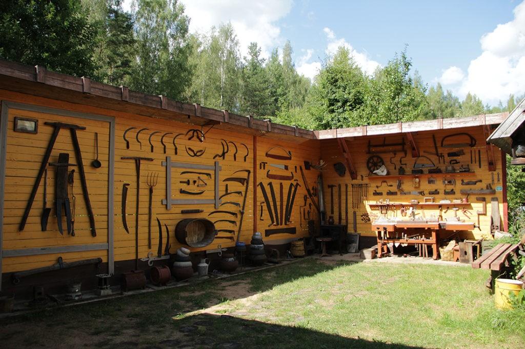 Музей «Медовый хуторок», Псков