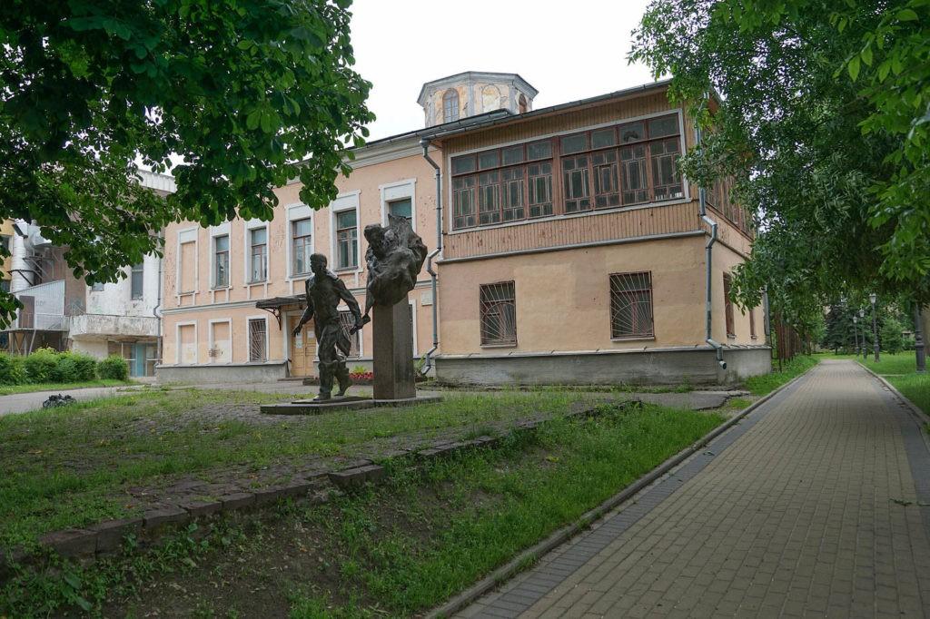 Музей Каверина «Два капитана», Псков