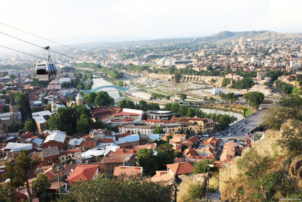 Фуникулер Тбилиси, Грузия