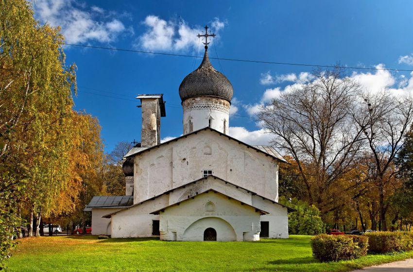 Церковь Николы со Усохи, Псков