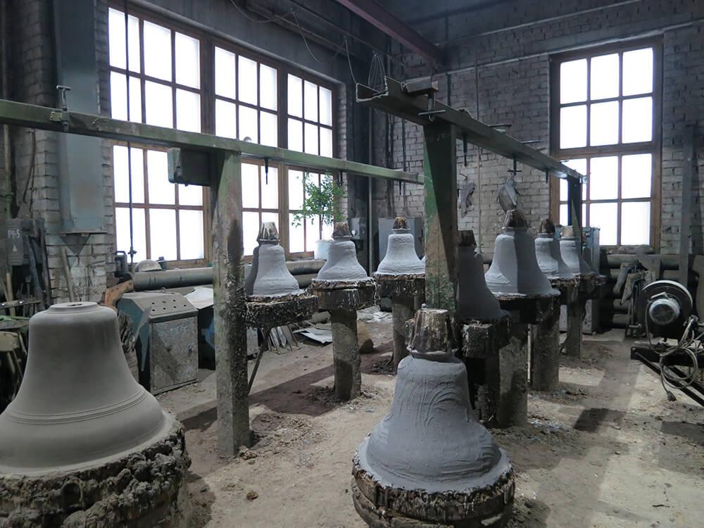 Колокольный завод Шувалова, Тутаев