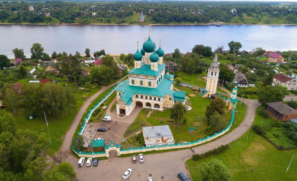 Воскресенский собор, Тутаев
