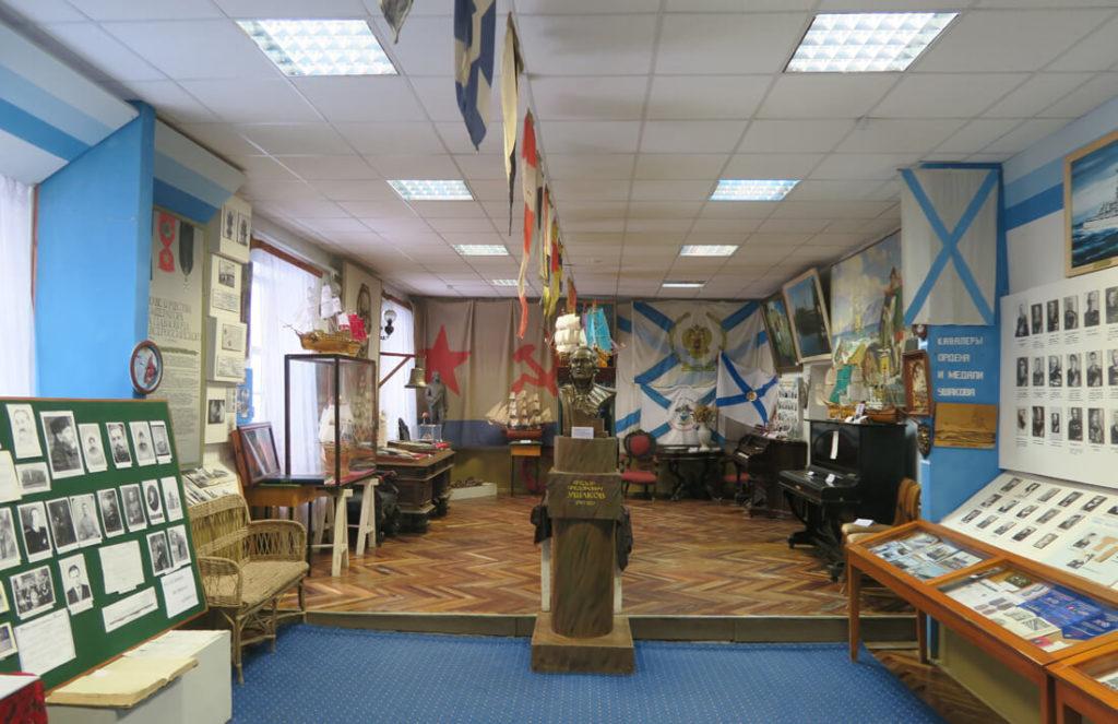 Музей Федора Ушакова и Русского флота, Тутаев
