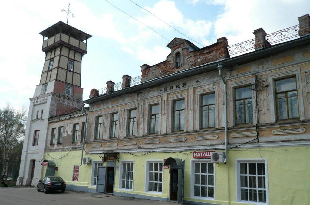 Пожарная каланча, Тутаев