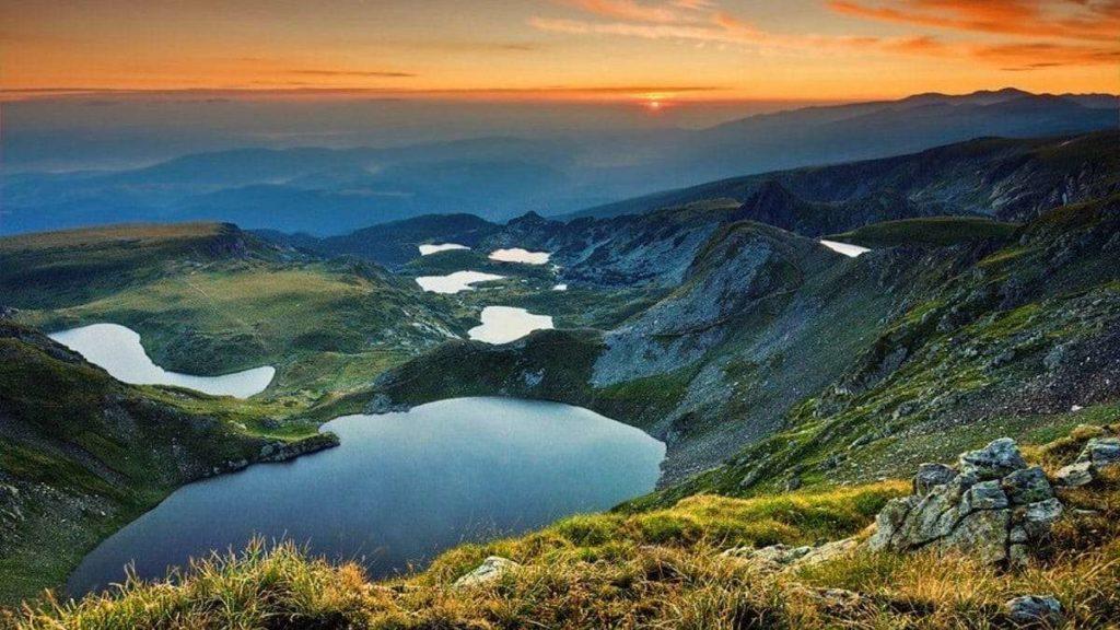 Cемь Рильских озёр, Болгария