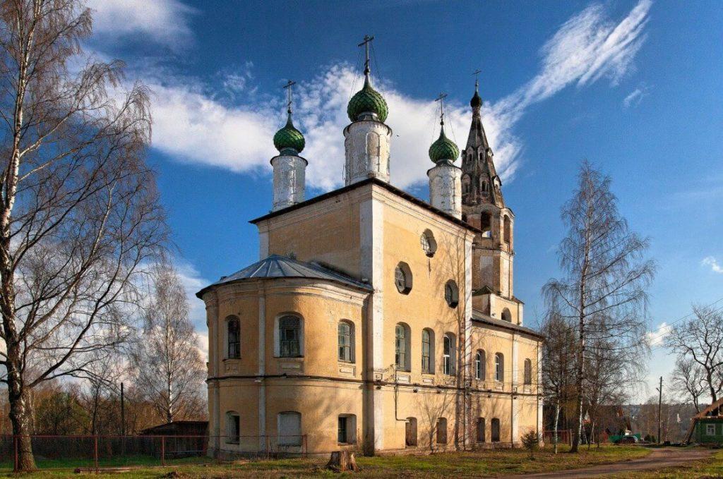 Спасо-Архангельская церковь, Тутаев