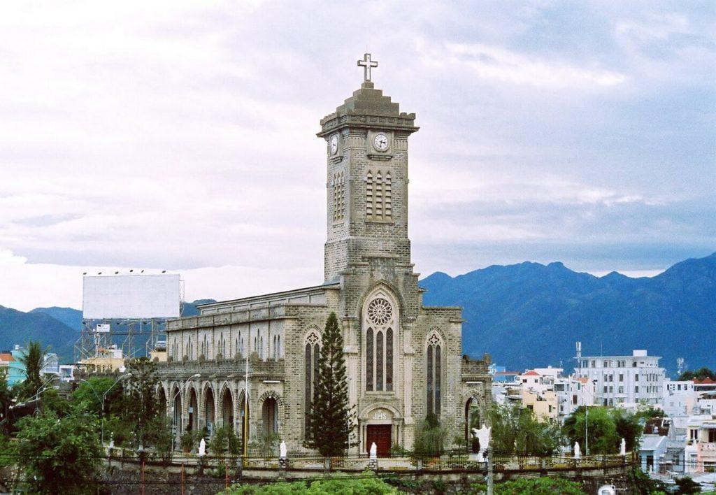 Кафедральный Собор, Нячанг