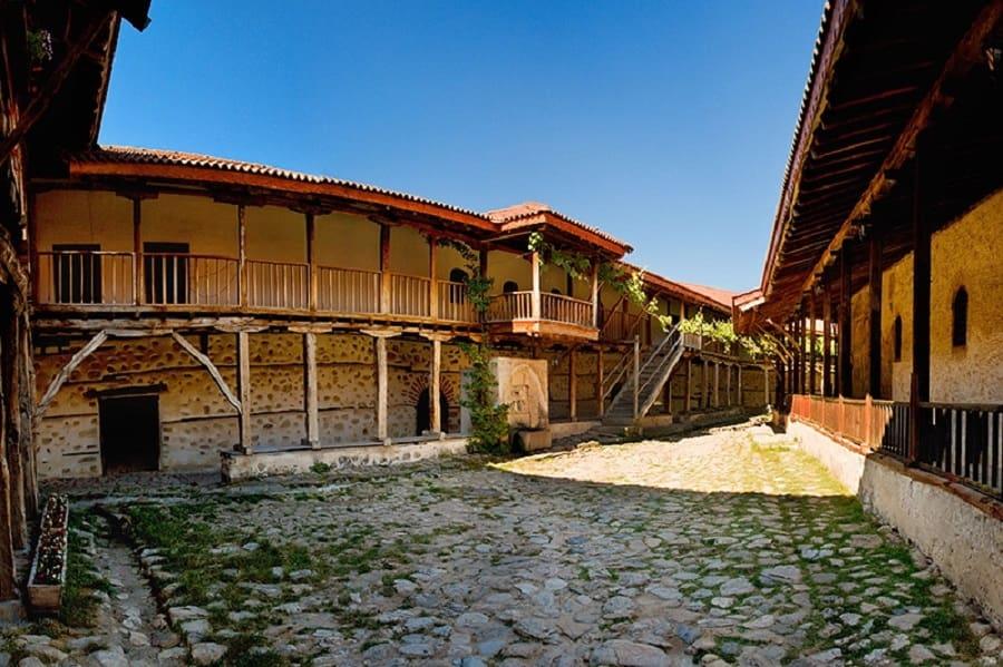 Роженский монастырь, Болгария