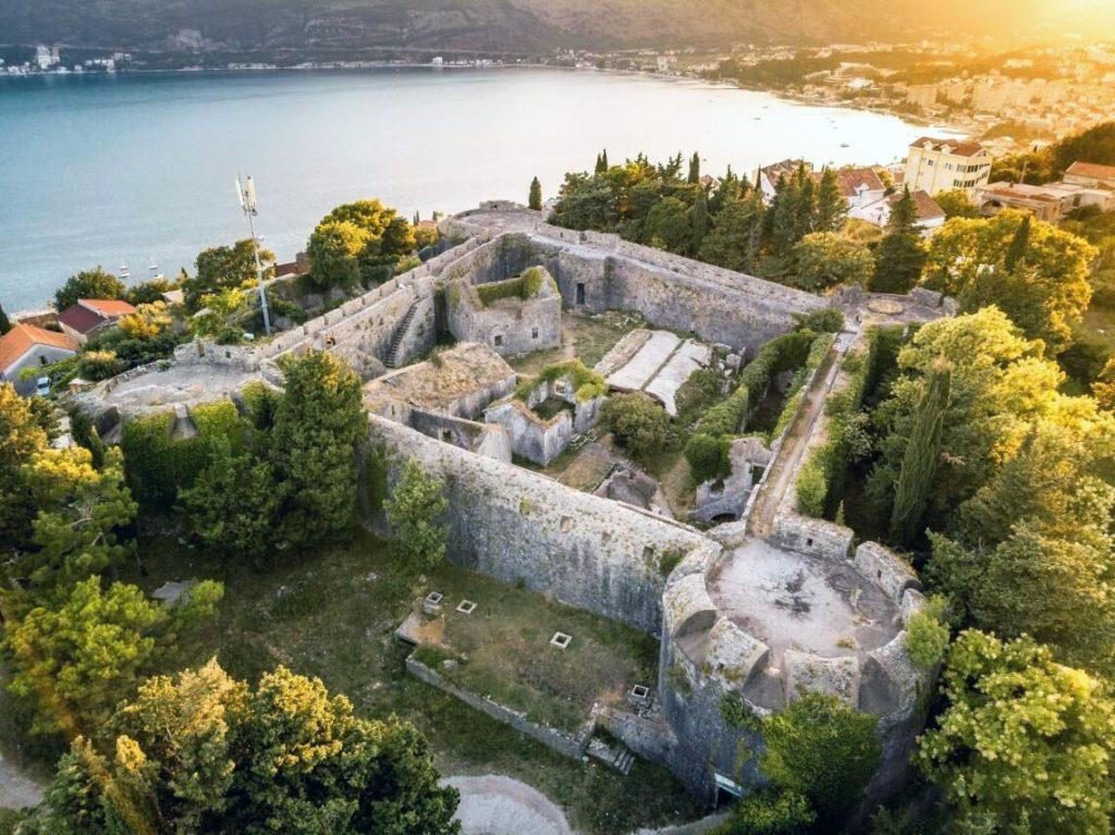Крепость Шпаньола, Черногория