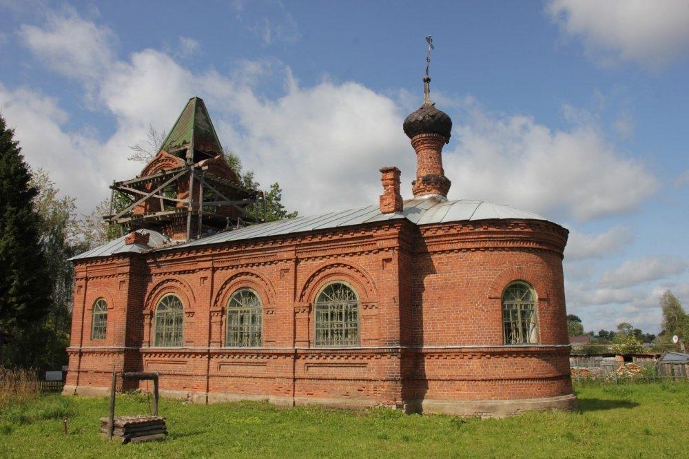Церковь Тихона Амафунтского, Тутаев
