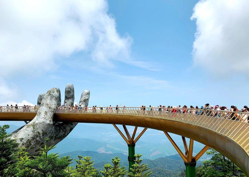 Золотой мост, Дананг