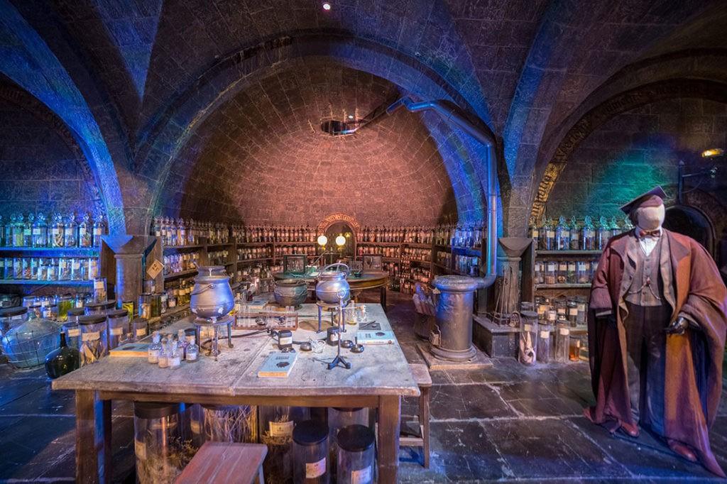 Студия Warner Bros - Создание Гарри Поттера, Лондон