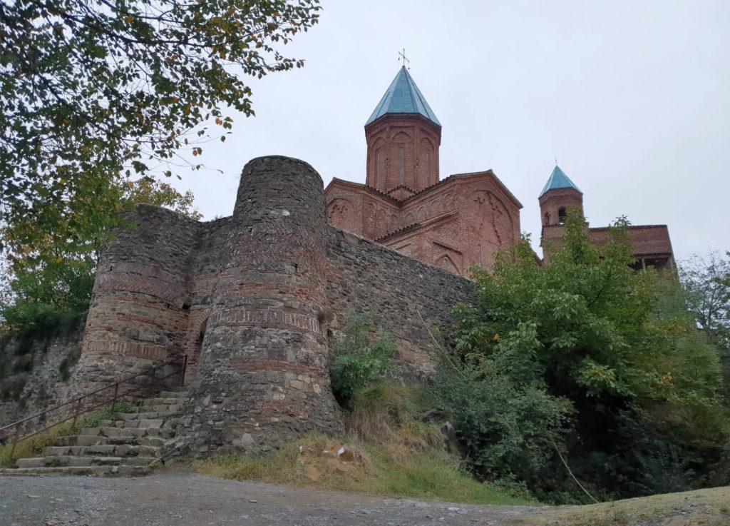 Крепость Греми, Кахетия, Грузия