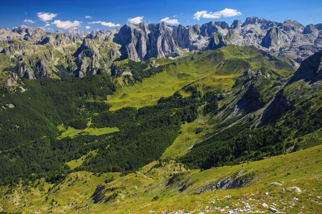 Национальный парк Проклетие, Черногория