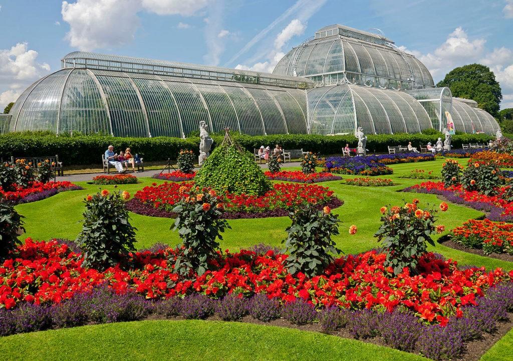 Королевские ботанические сады (Сады Кью), Лондон