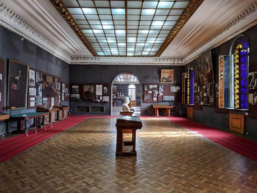 Музей Сталина, Гори, Грузия