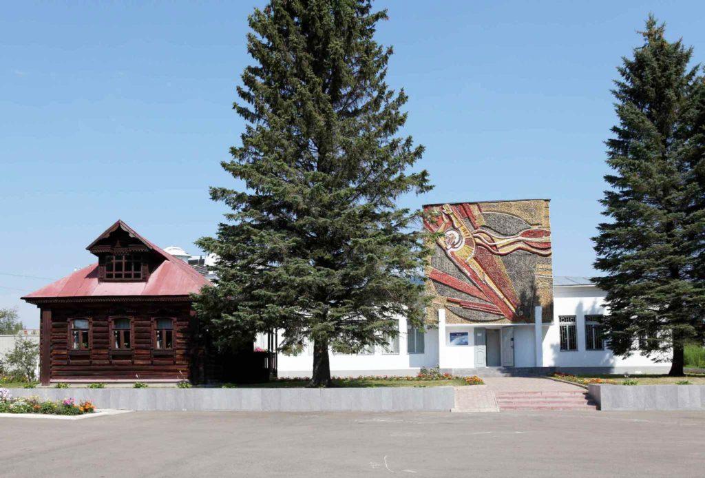 Музей «Космос», Тутаев