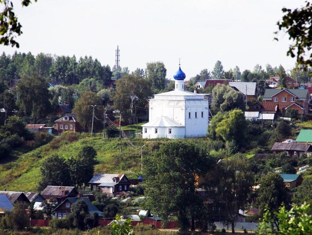 Благовещенская церковь, Тутаев