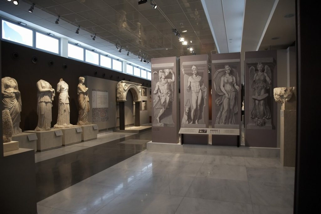 Археологический музей, Салоники