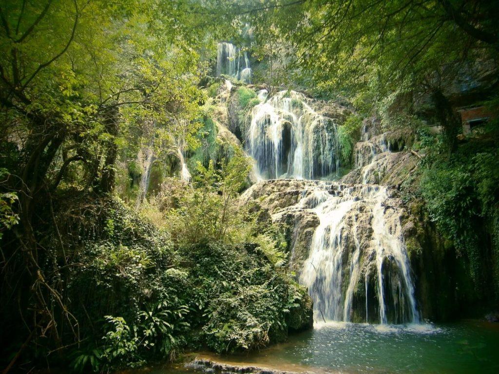 Крушунские водопады, Болгария