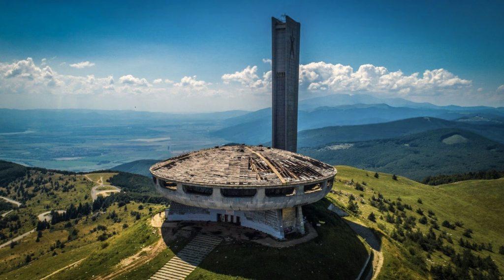 Памятный комплекс Бузлуджа, Болгария