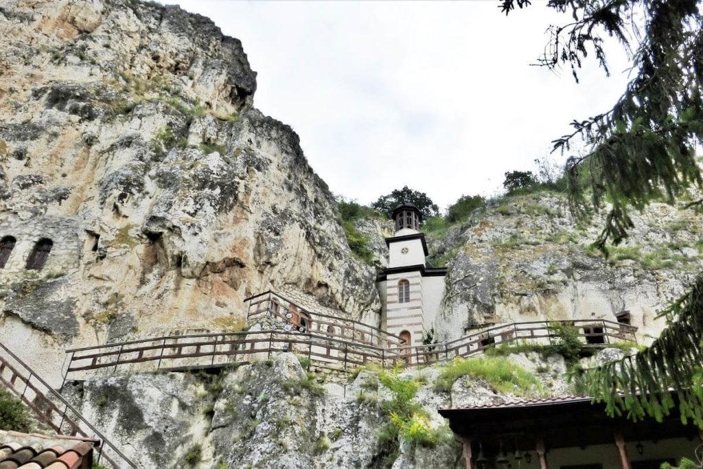 Басарбовский монастырь, Болгария