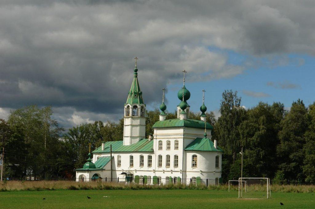 Вознесенская (Леонтьевская) церковь, Тутаев