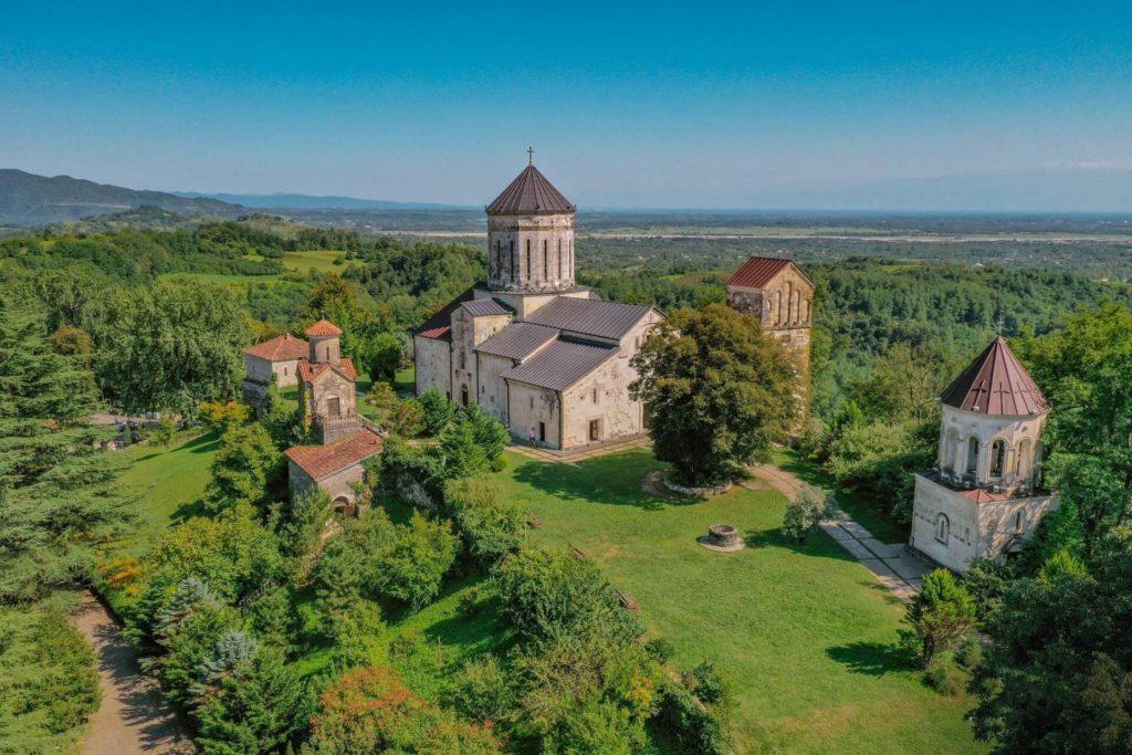 Мартвильский монастырь, Грузия