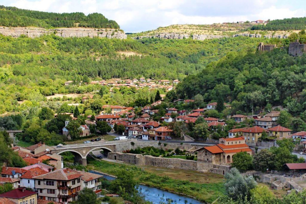 Город-заповедник Велико-Тырново, Болгария