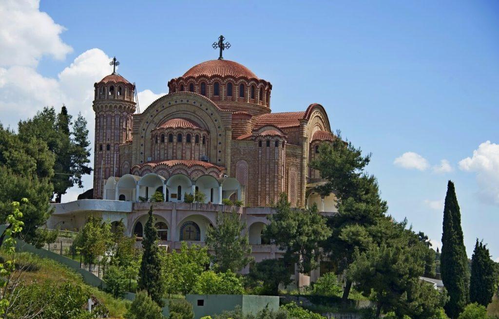 Храм Святого Павла, Салоники