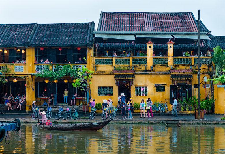 Старый город Хойан, Вьетнам