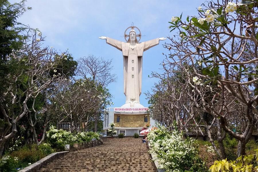 Христос-великан, Вунгтау