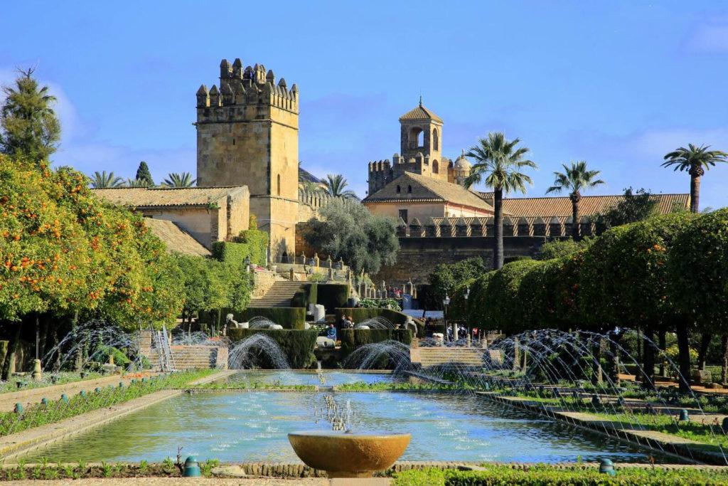 Алькасар Христианских королей (г. Кордова), Испания