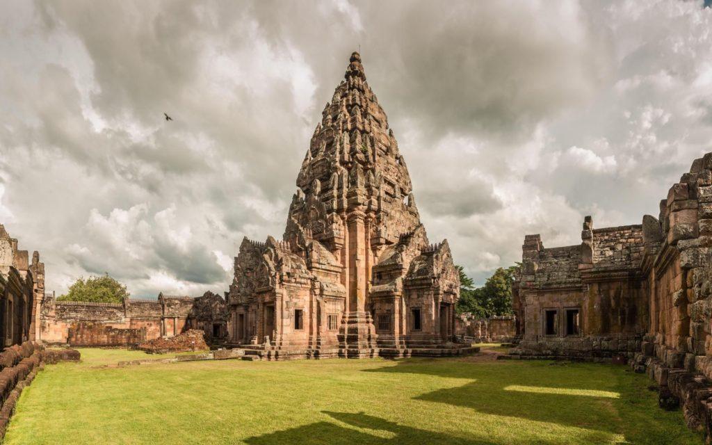 Исторический парк Пханом Рунг (провинция Бурирам), Таиланд