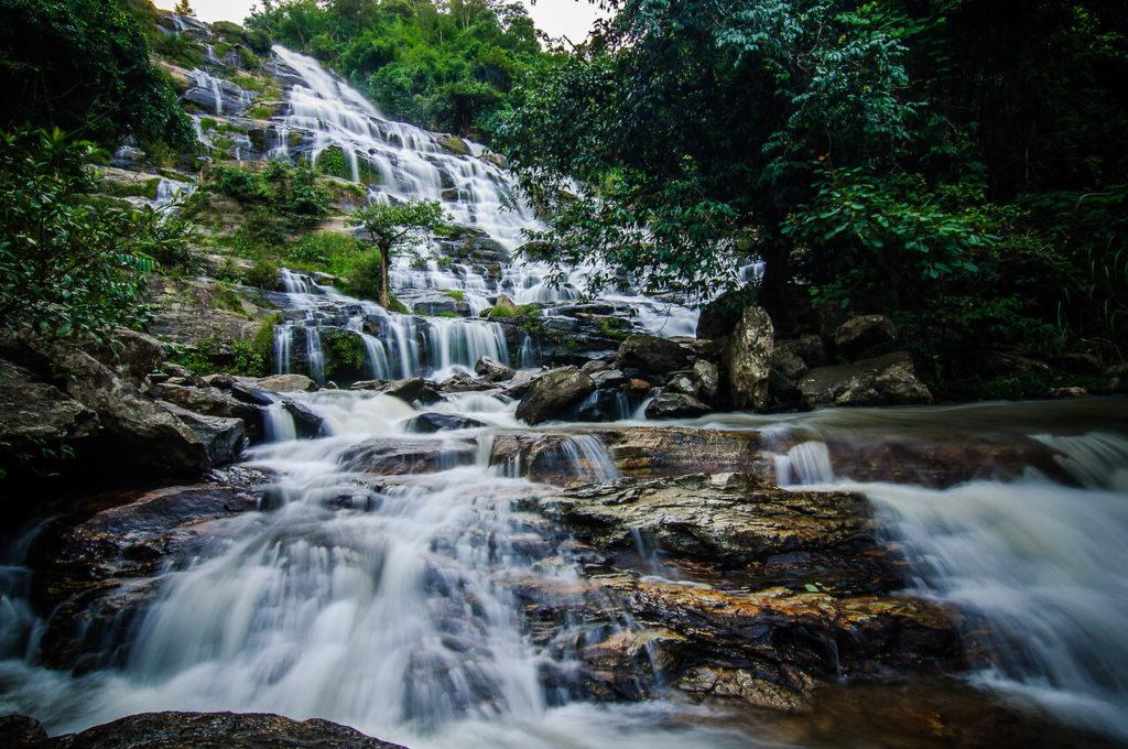 водопад Mae Ya, Таиланд