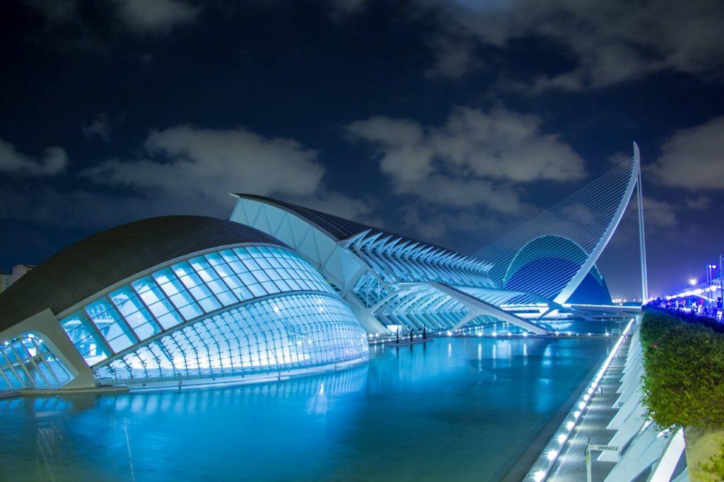 Город искусств и наук (г. Валенсия), Испания