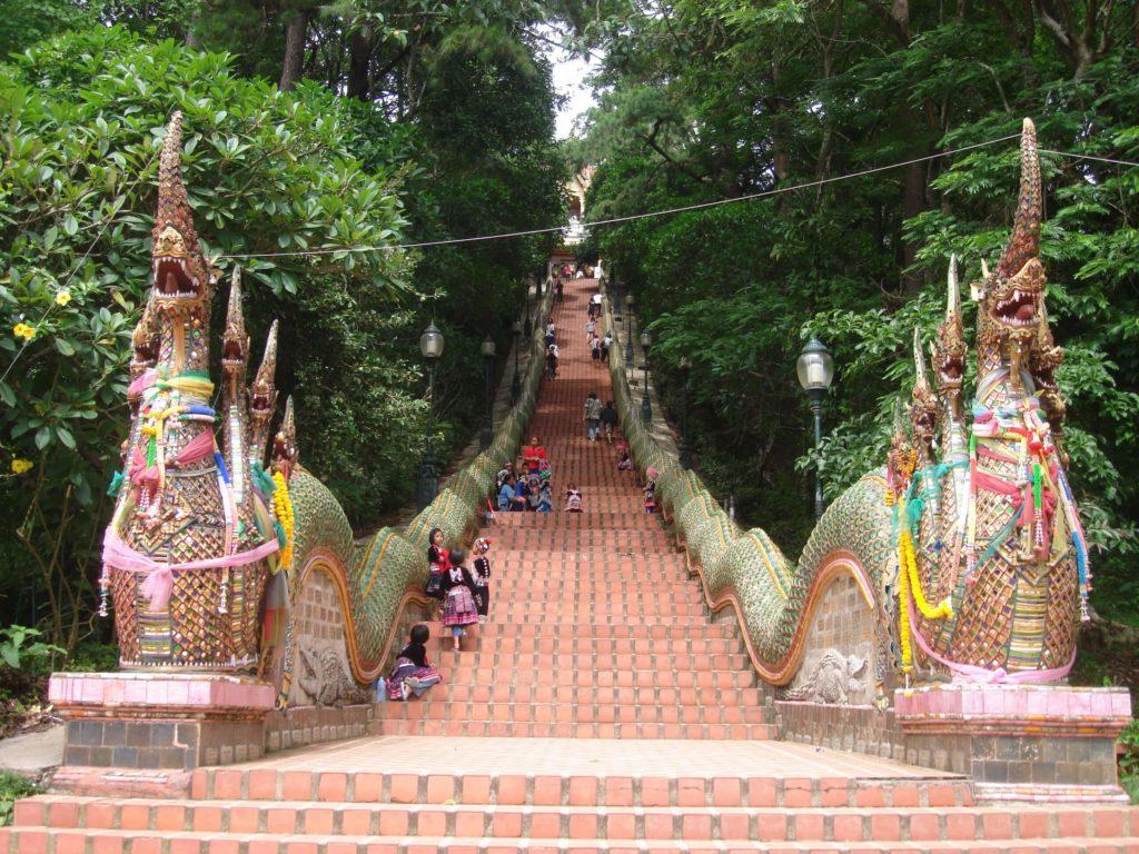Храм Ват Прахат Дой Сутхеп, Таиланд