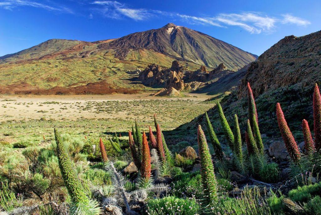 Национальный парк Тейде (о. Тенерифе), Испания