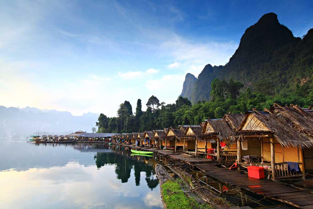 Национальный парк Као Сок, Таиланд