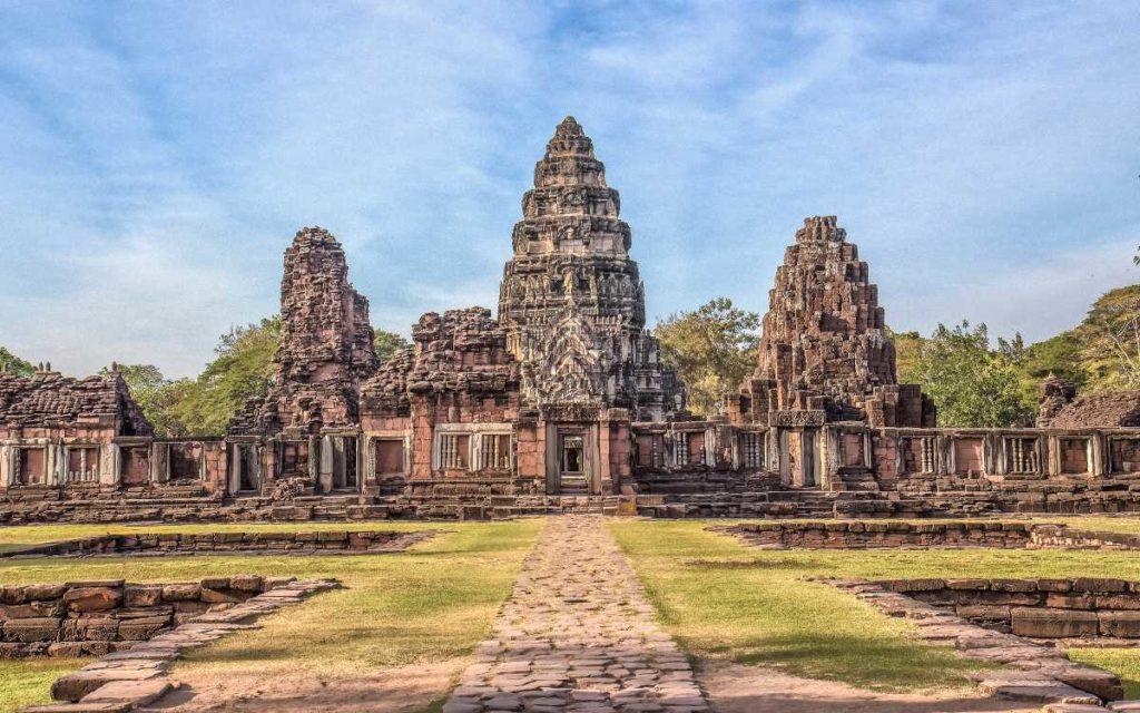 Исторический парк Пхимай, Таиланд