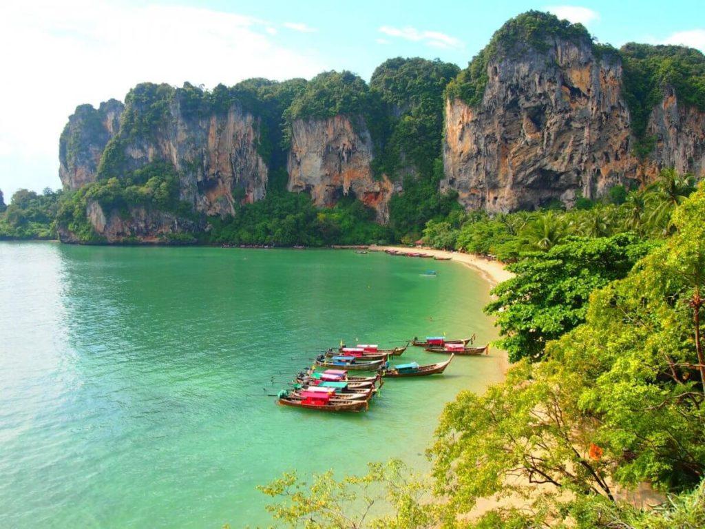 Пляж Тонсай, Таиланд