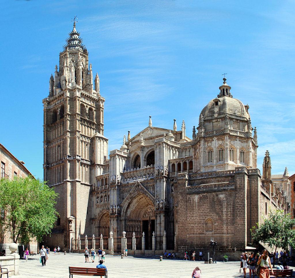 Собор Святой Марии (г. Толедо), Испания